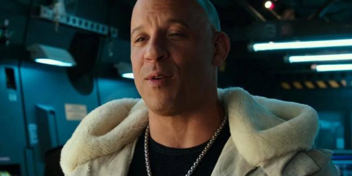Vin Diesel presume de su cuerpo con esta candente imagen