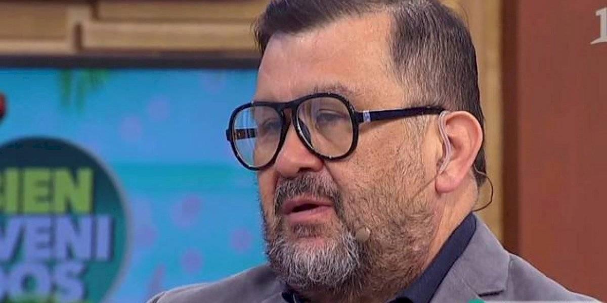 """Se paró pero no indignado: Carlos Zárate explicó por qué se retiró abruptamente del panel de """"Bienvenidos"""""""