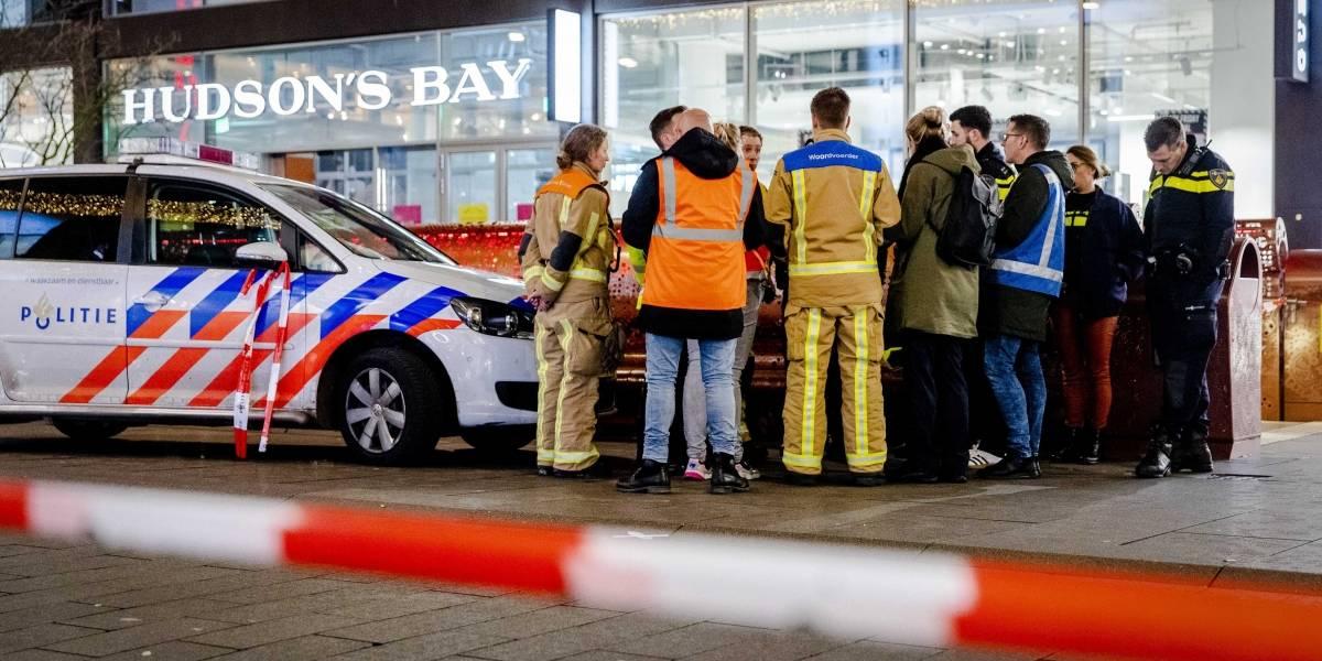 Ataque con cuchillo en la Haya dejó varios heridos