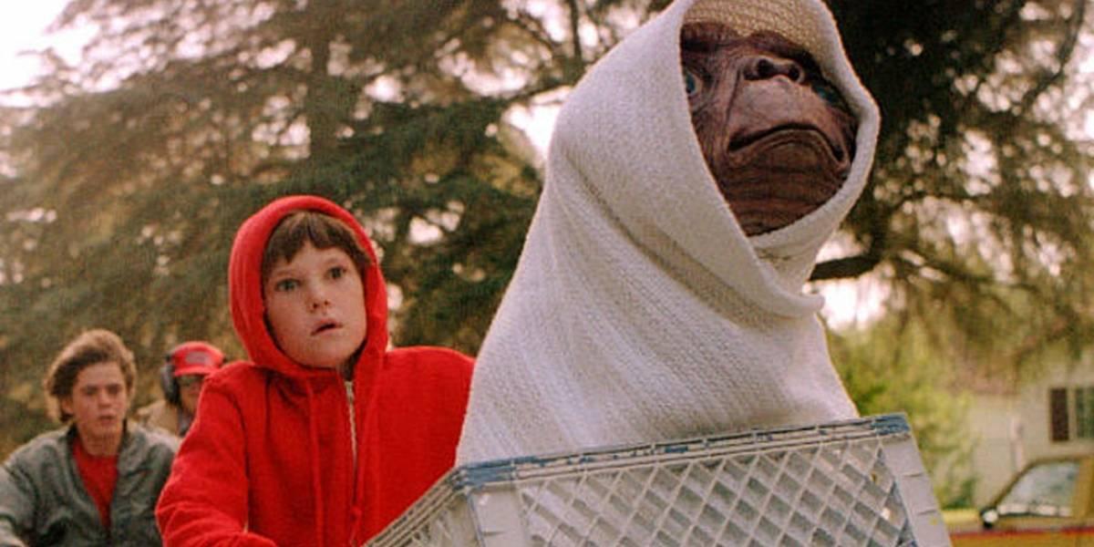 37 años después, E.T. y Elliott protagonizan un emotivo reencuentro