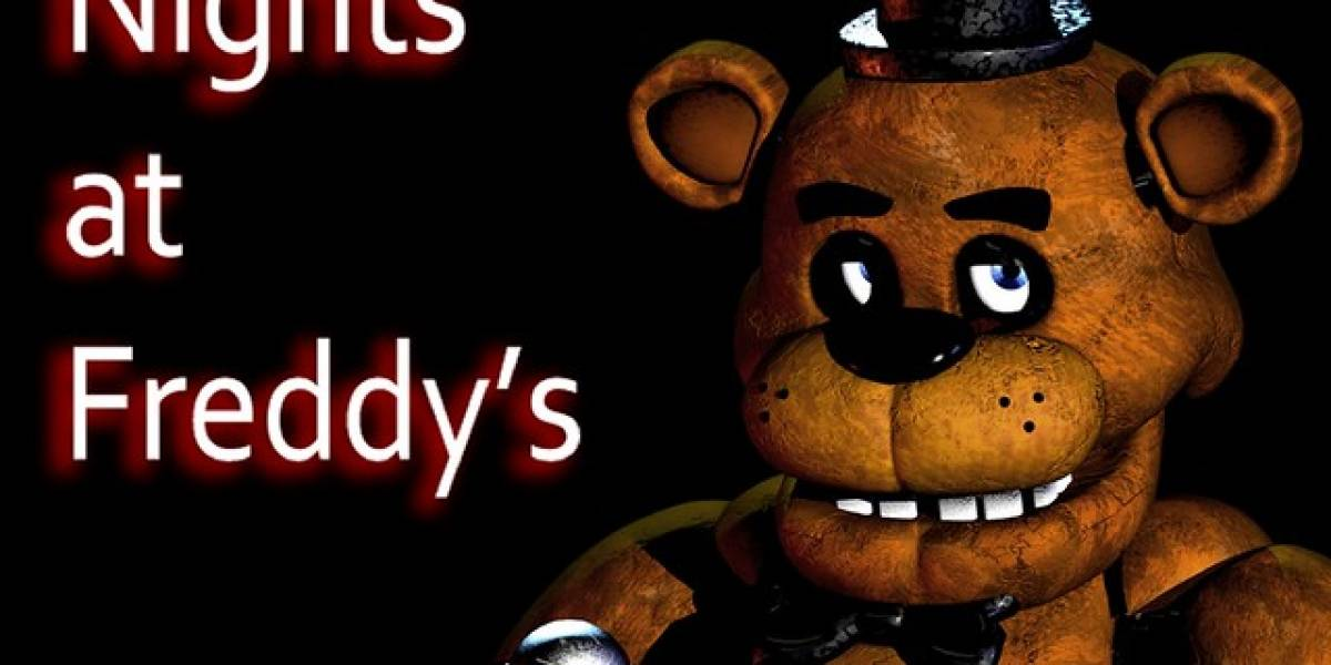 Game Five Nights at Freddy's já está disponível para PS4