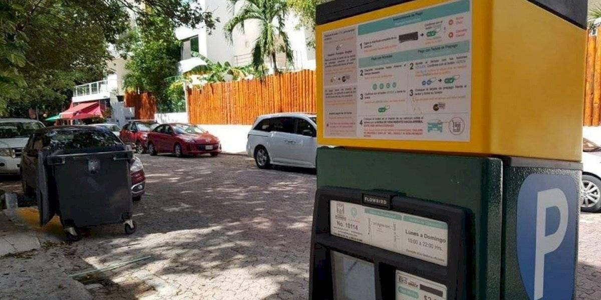 Suspenden recorridos de verificación de pagos de parquímetros en CDMX