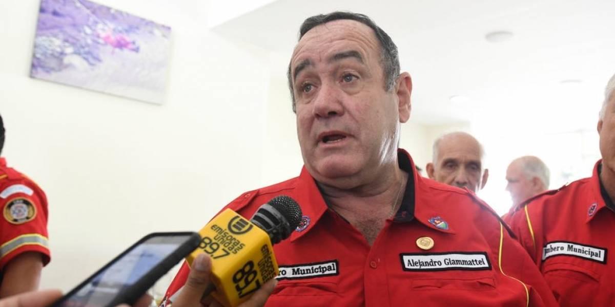 Giammattei anuncia un gobierno austero y dice que se dará horchata y jamaica en la toma de posesión