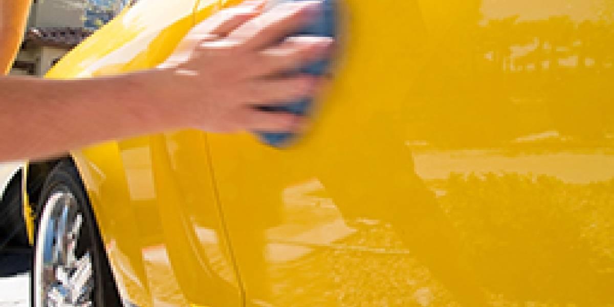 Tres claves para salvar la pintura del carro tras un accidente