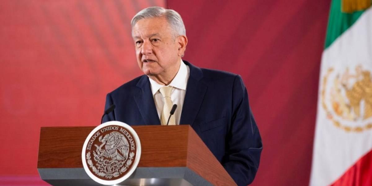 'Extranjeros armados no pueden intervenir en nuestro territorio', afirma AMLO