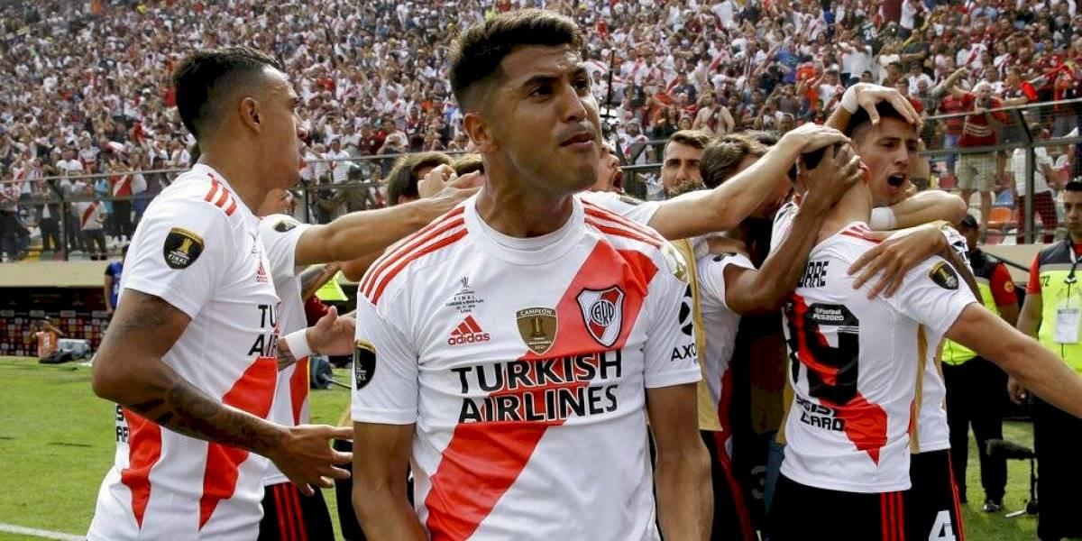 Leverkusen encuentra en River Plate al reemplazante de Charles Aránguiz y Gallardo se molesta por su venta