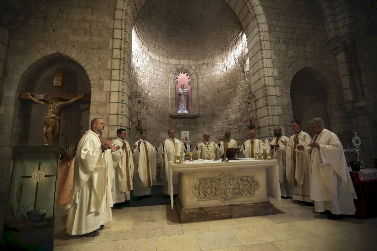 La reliquia se conserva desde entonces en Roma, en la basílica de Santa María la Mayor.