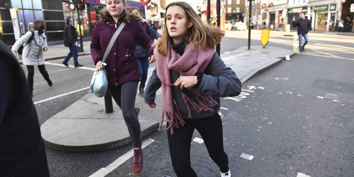 Policía informa de un detenido: varias personas apuñaladas en caótico incidente cerca del Puente de Londres