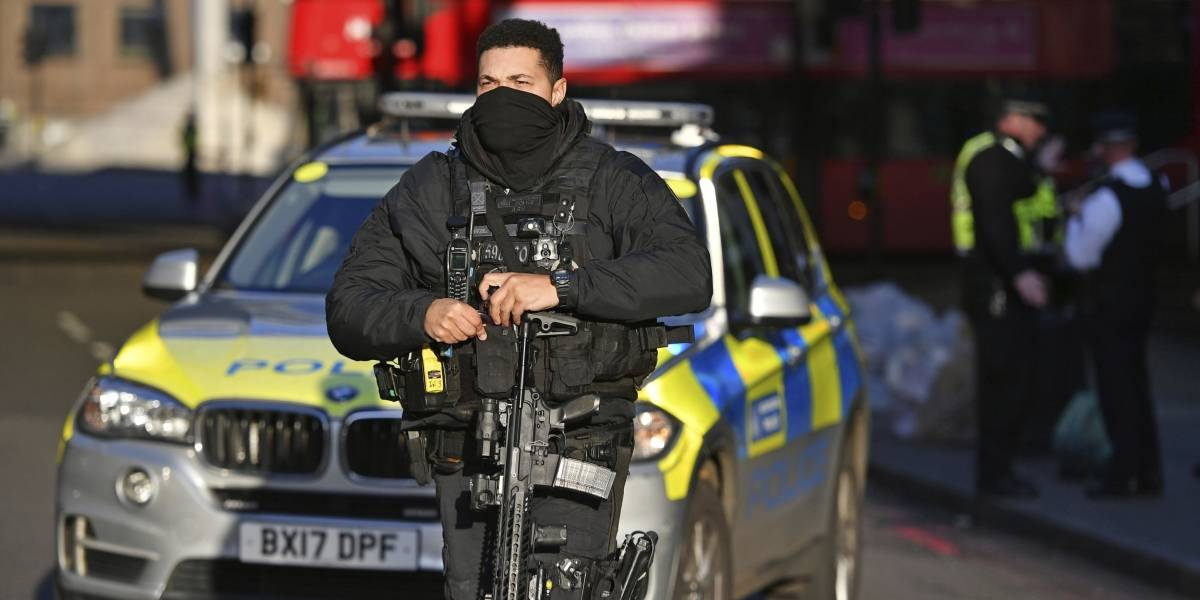 Se registra incidente terrorista en Londres