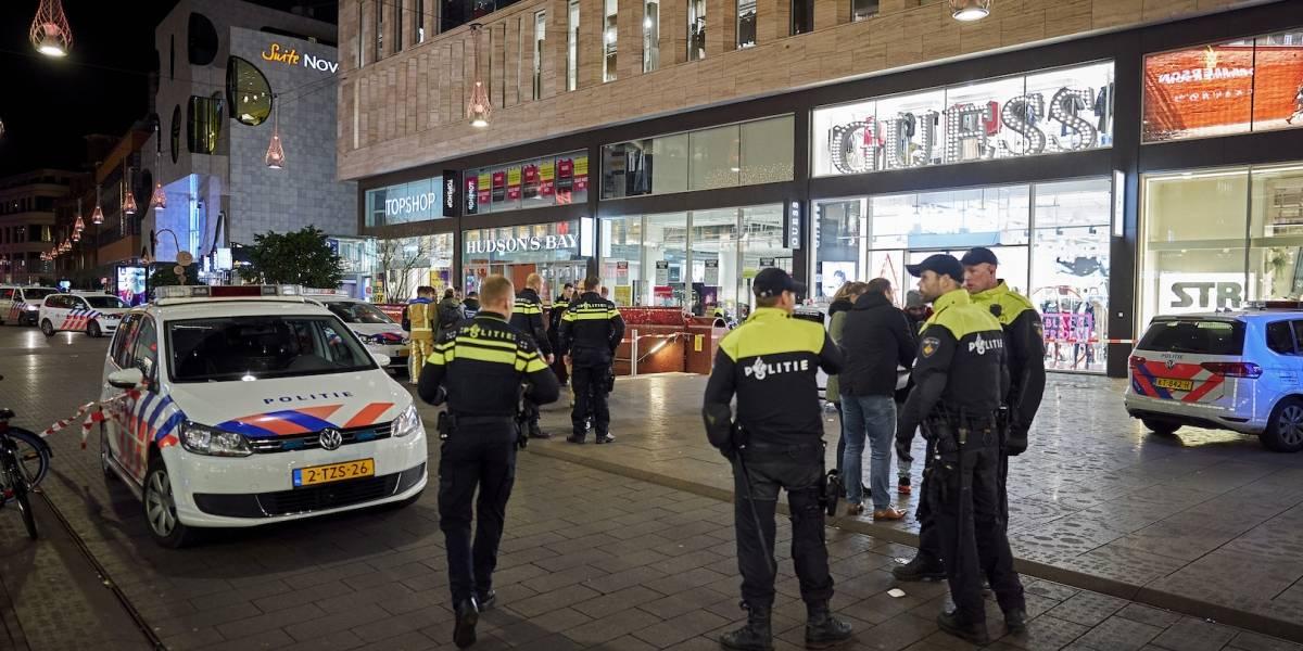 Ataque con cuchillo en la Haya deja varios heridos