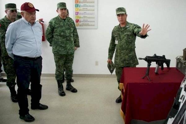 Resultado de imagen para Proyecta Sedena construir más de 30 mil armas anuales con nueva fábrica