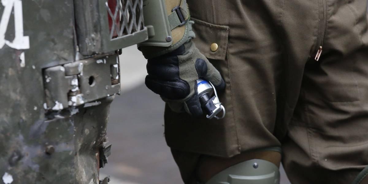 Punta Arenas: INDH se querella por presuntos apremios ilegítimos a niño de tres años durante manifestación