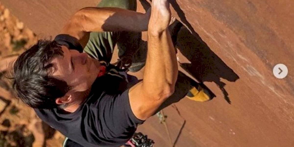 Escalador muere al caer 300 metros en paraje de Nuevo León