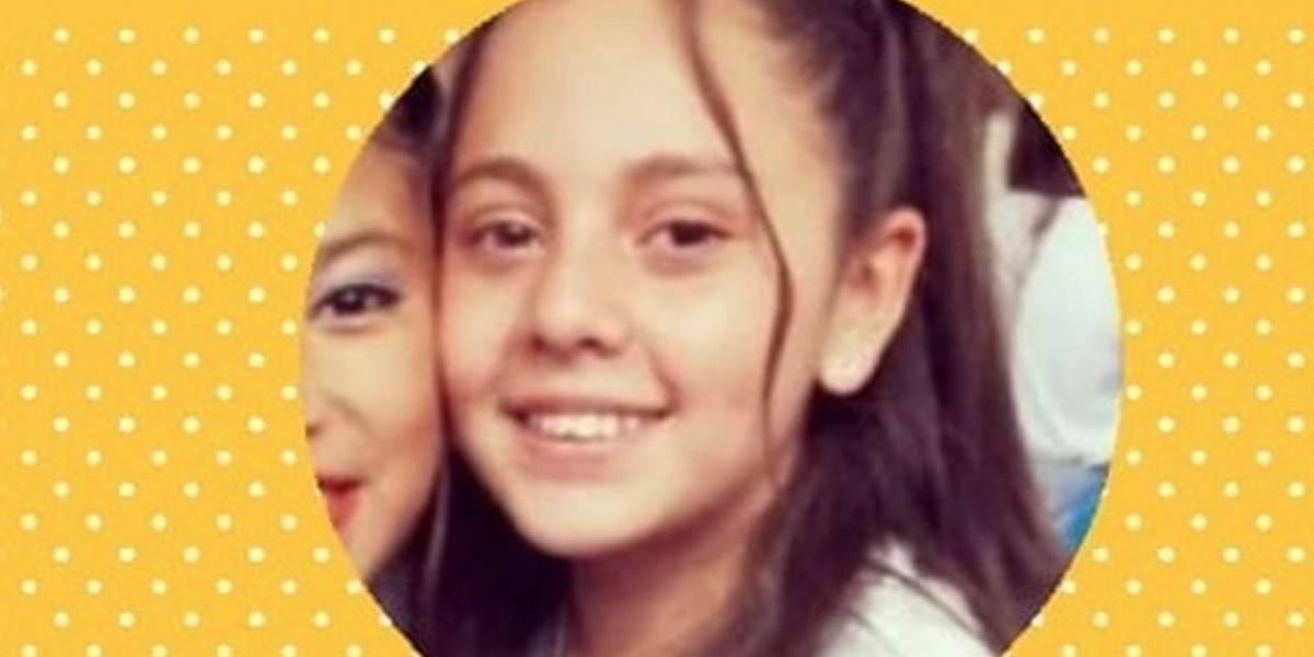 ACTUALIZACIÓN: Ariana Riera Quijano, de 11 años, fue localizada en Quito