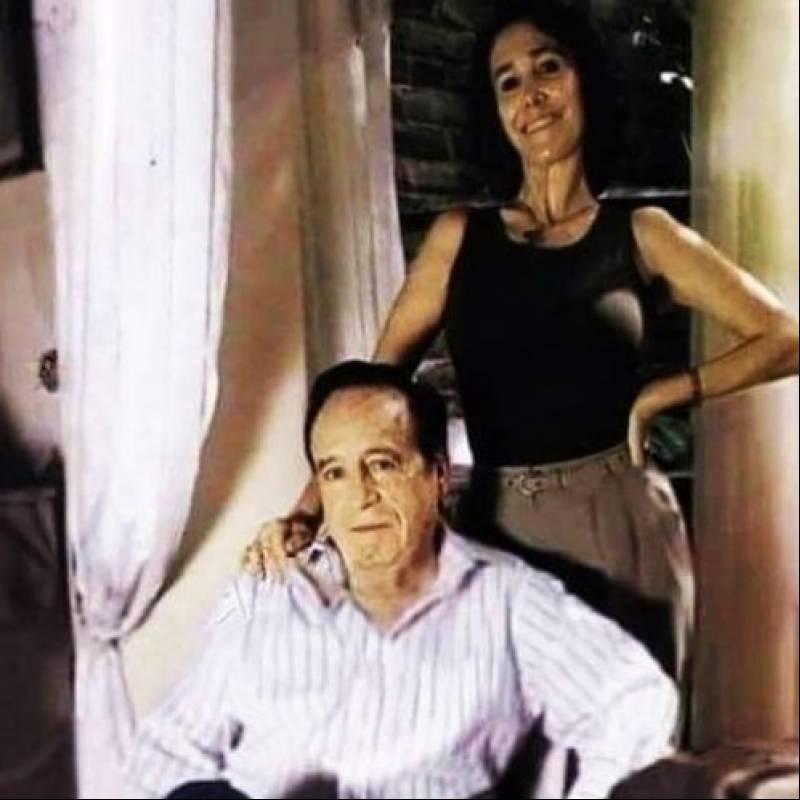 ¡Inéditas imágenes! Lo que reveló Florinda Meza por los 5 años de la muerte de