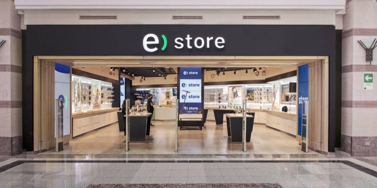 Conoce la e) store de Entel, el nuevo espacio donde lo digital y lo físico se encuentran