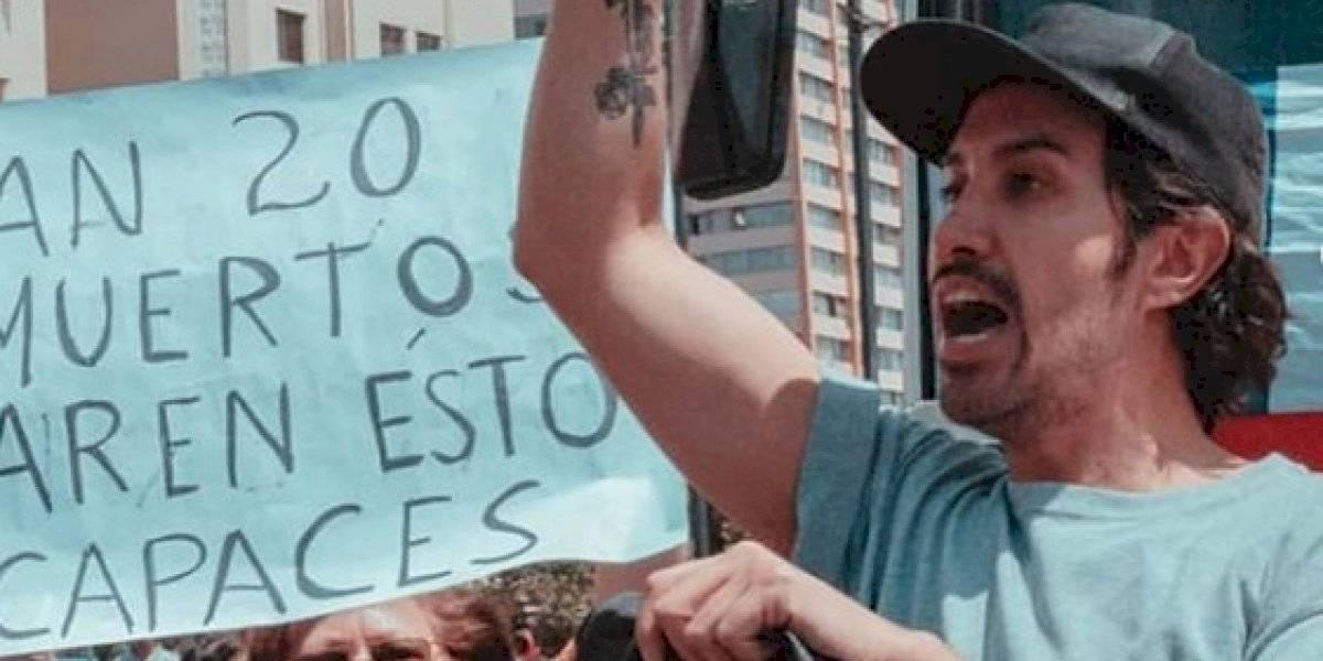 """Héctor Morales fue despedido de Play FM: acusa que la desvinculación se debió a su """"visible"""" apoyo al estallido social"""