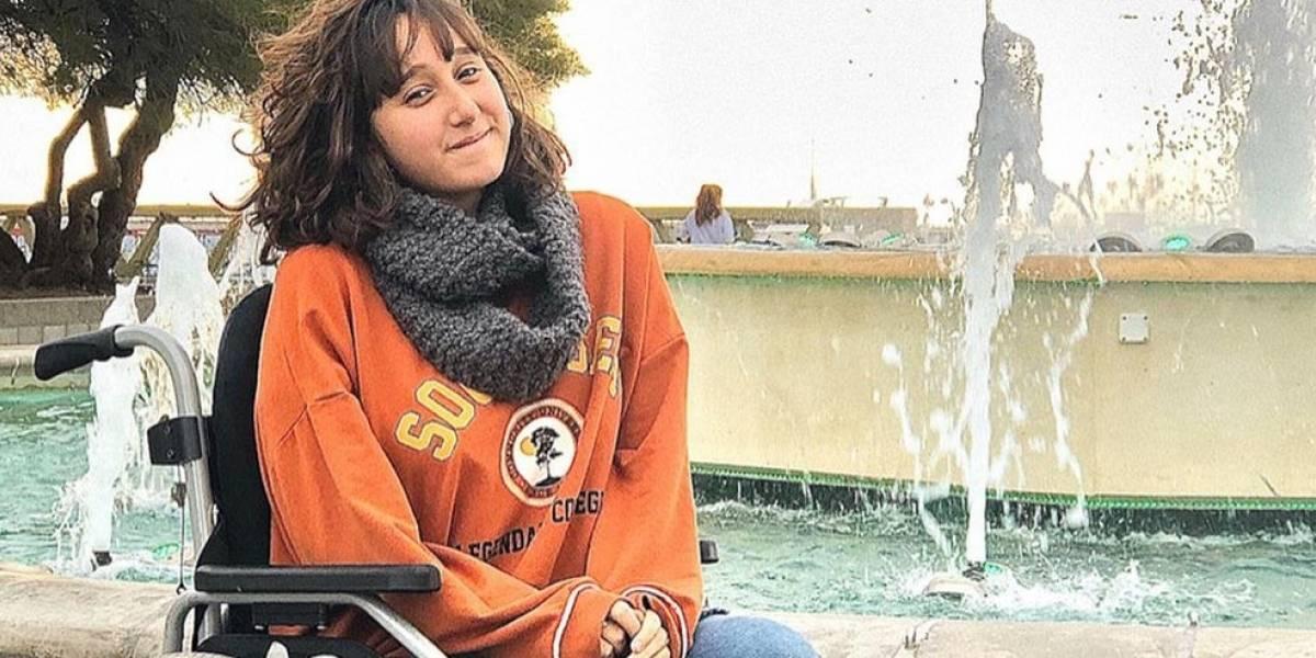 Celeste Iannelli: el cáncer la convirtió en una youtuber que suma éxitos