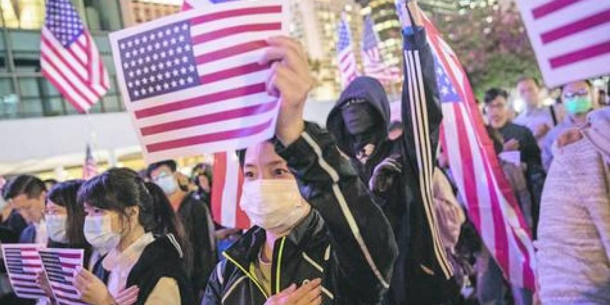 Las reacciones en China y Hong Kong tras leyes de Trump