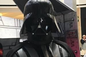 Darth Vader en el Red Weekend.