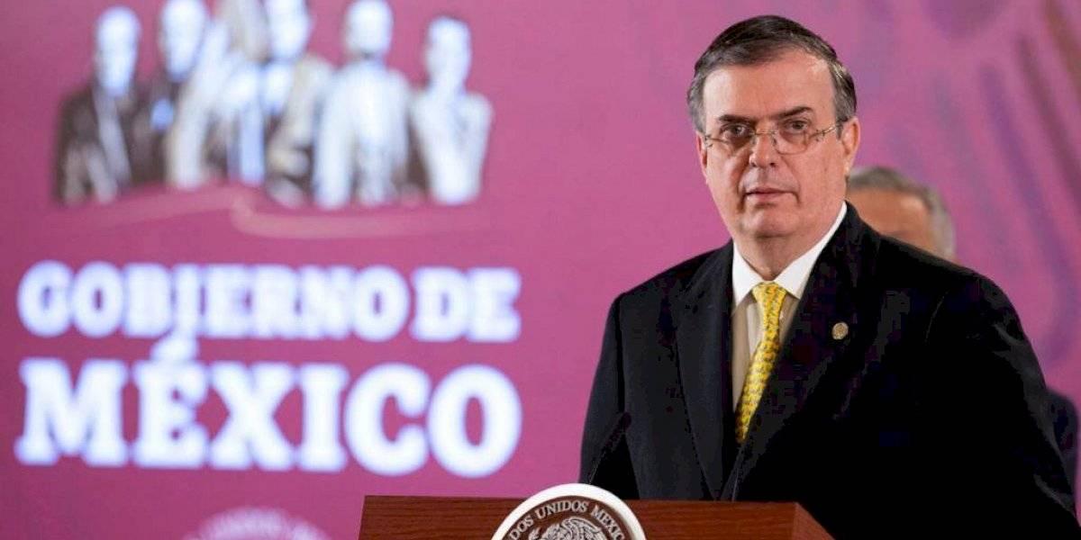Anuncia Ebrard reunión en México con autoridades de EU para enfrentar cárteles