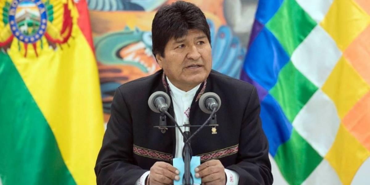 Bolivia pide a Colombia investigar pruebas que involucran a Evo Morales en audios que incitan al terrorismo