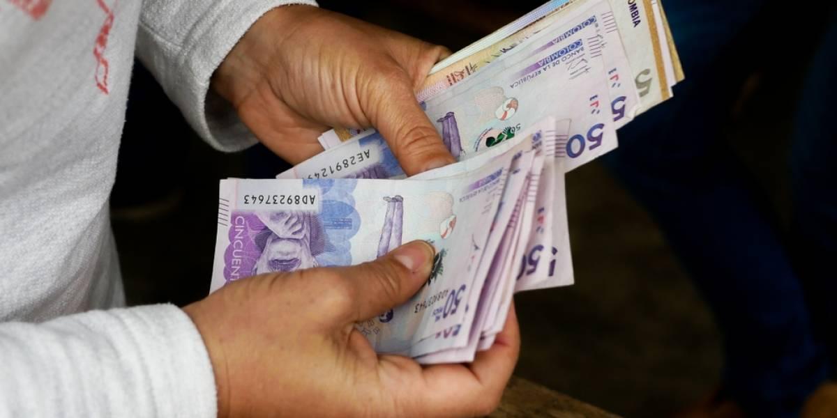 Así quedó el salario mínimo en Colombia, comparado con el resto de América