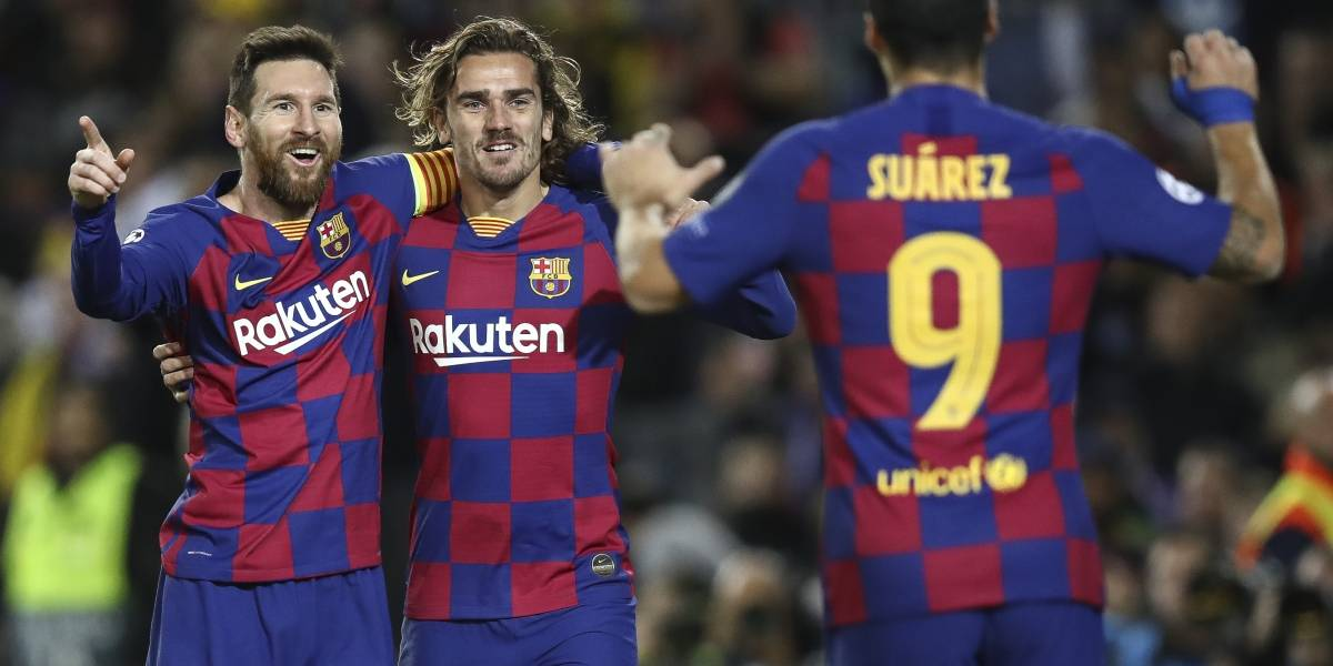 Atlético de Madrid vs. Barcelona: el clásico de la fecha se juega en el Wanda Metropolitano