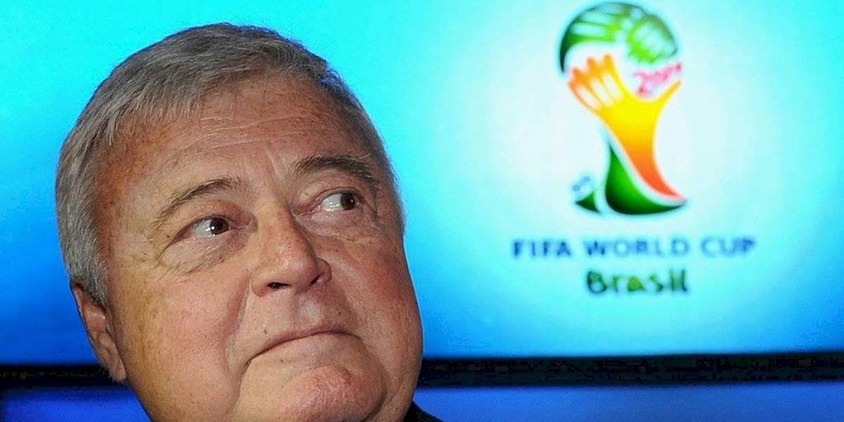 FIFA inhabilitó de por vida a ex presidente del fútbol brasileño por sobornos