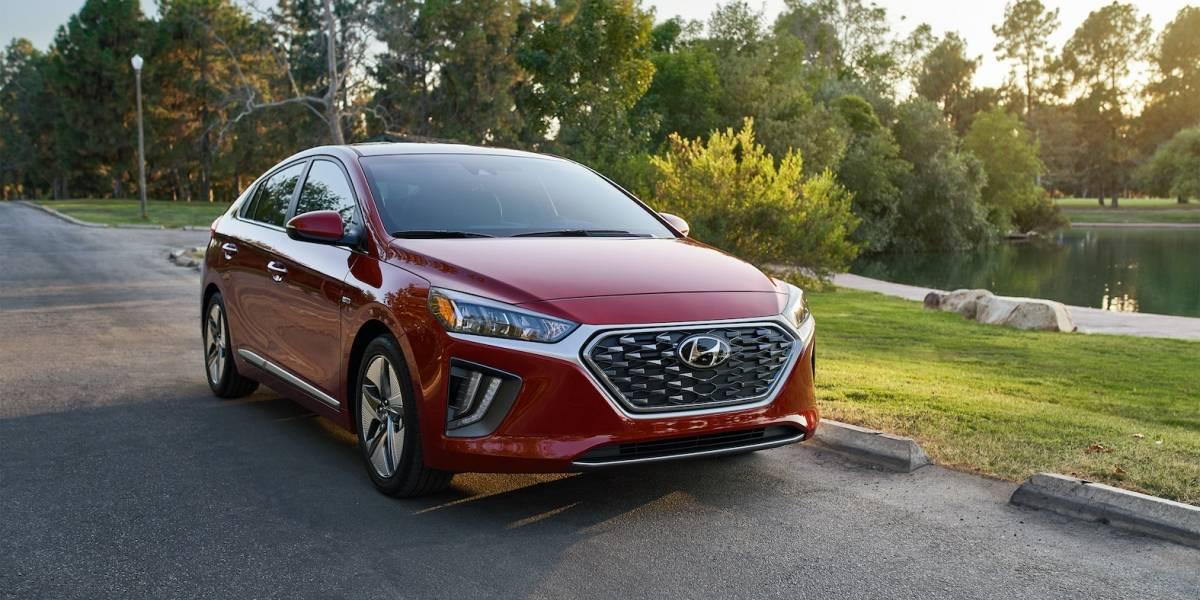 Hyundai Ioniq 2020, ¡más tecnológico y respetuoso con el medio ambiente!