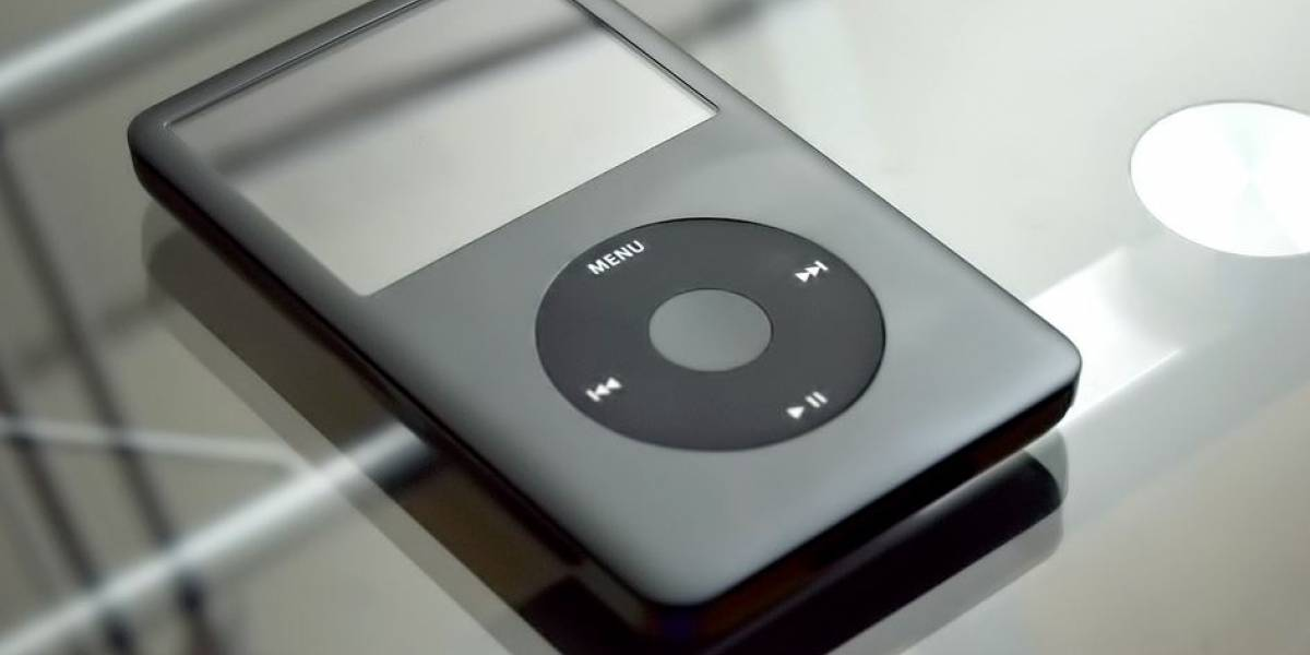 Una app para móvil te hará sentir nostalgia por la rueda clic del iPod