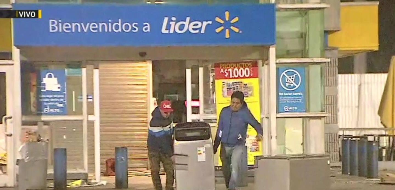 Oficial: Walmart niega cierre de todos sus locales dentro de la Región Metropolitana