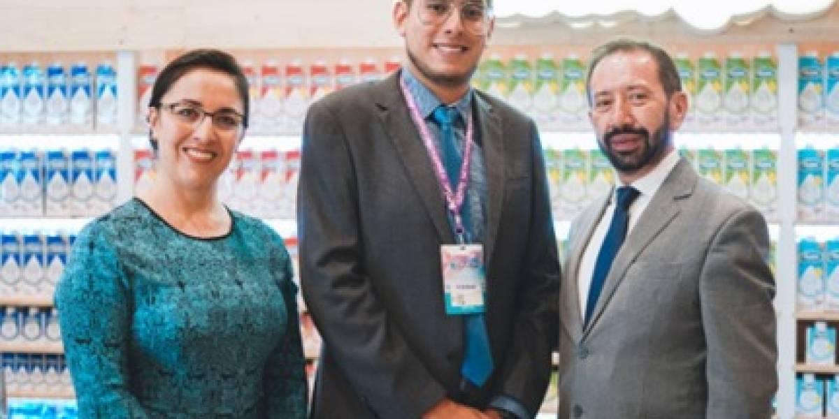 Nutri participó en congreso de nutrición desarrollado en Cuenca