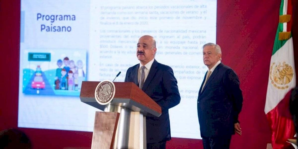 Habrá cero tolerancia a la corrupción en Aduanas: Ricardo Ahued