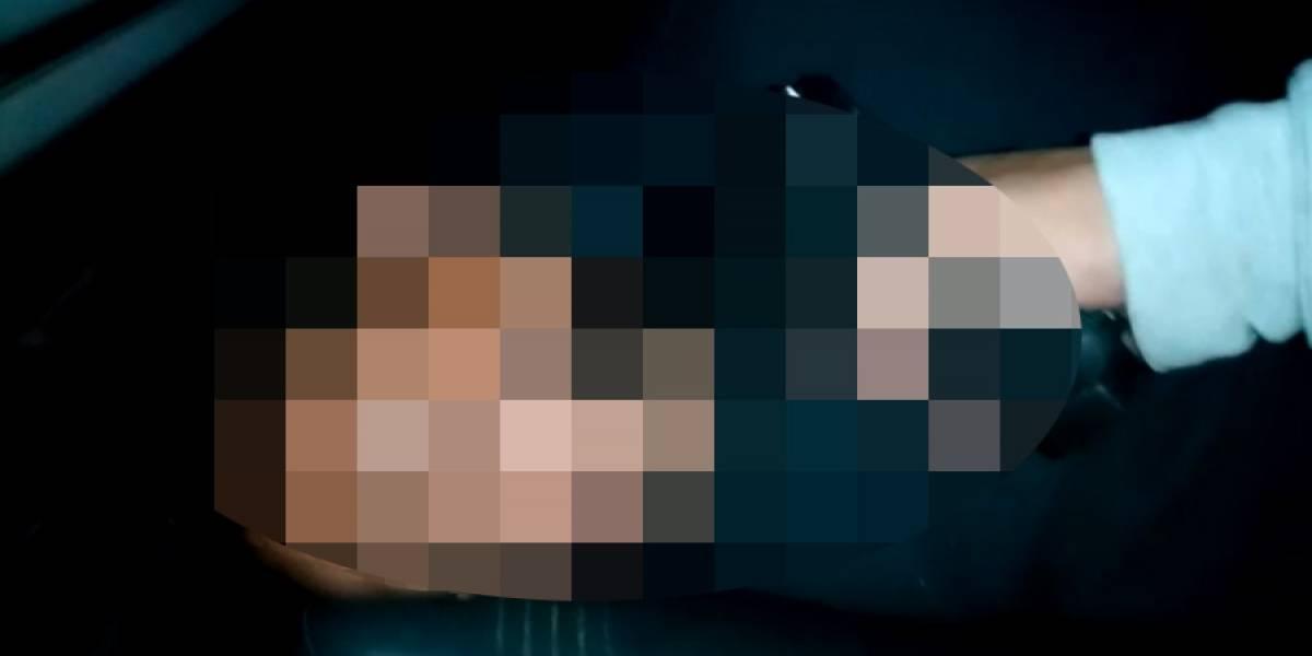 VIDEO. Filtran imágenes de amenazas de presunto extorsionista a supuesto piloto