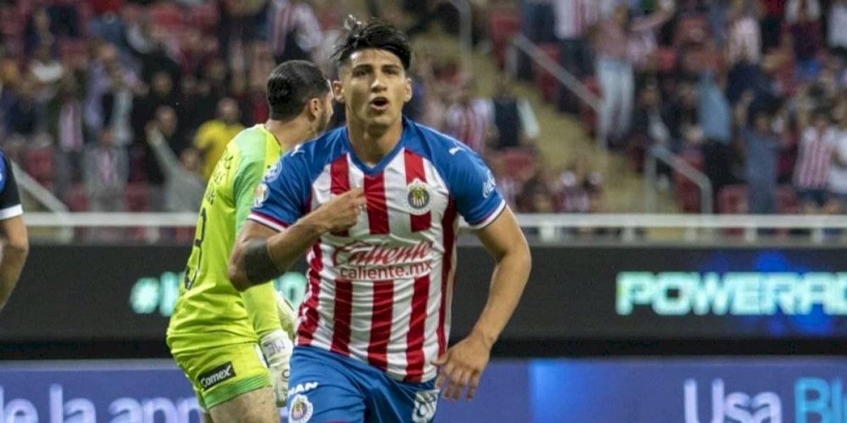 Alan Pulido se quiere ir de Chivas para jugar en la MLS