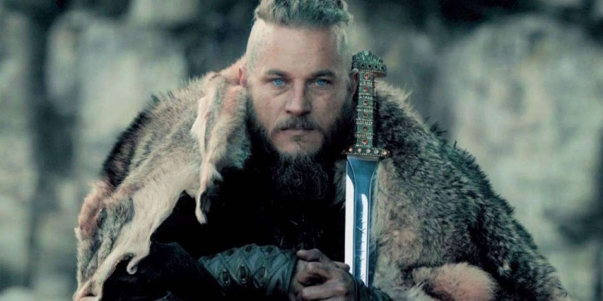 ¡Justo en la melancolía! Se revelan los tristes momentos de Ragnar de Vikingos