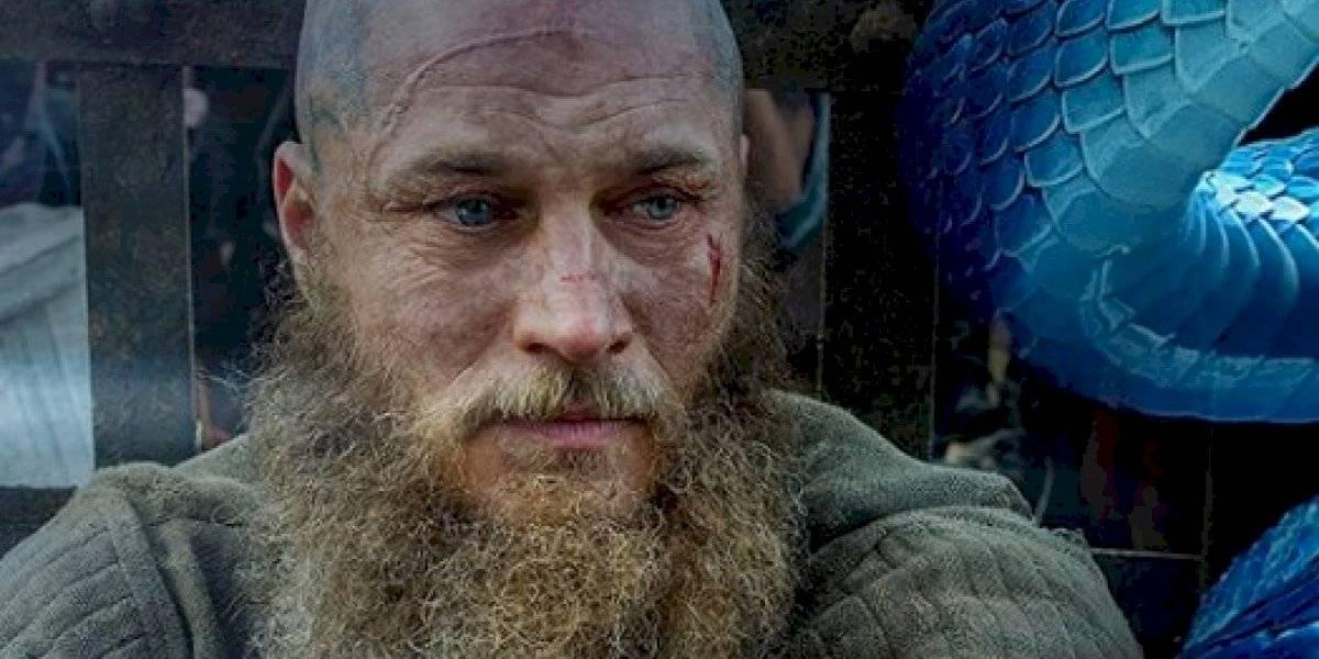 Vikings: History relembra os últimos momentos de Ragnar na série