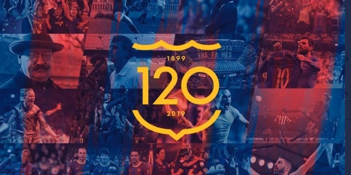 Se cumplen 120 años de la fundación del FC Barcelona