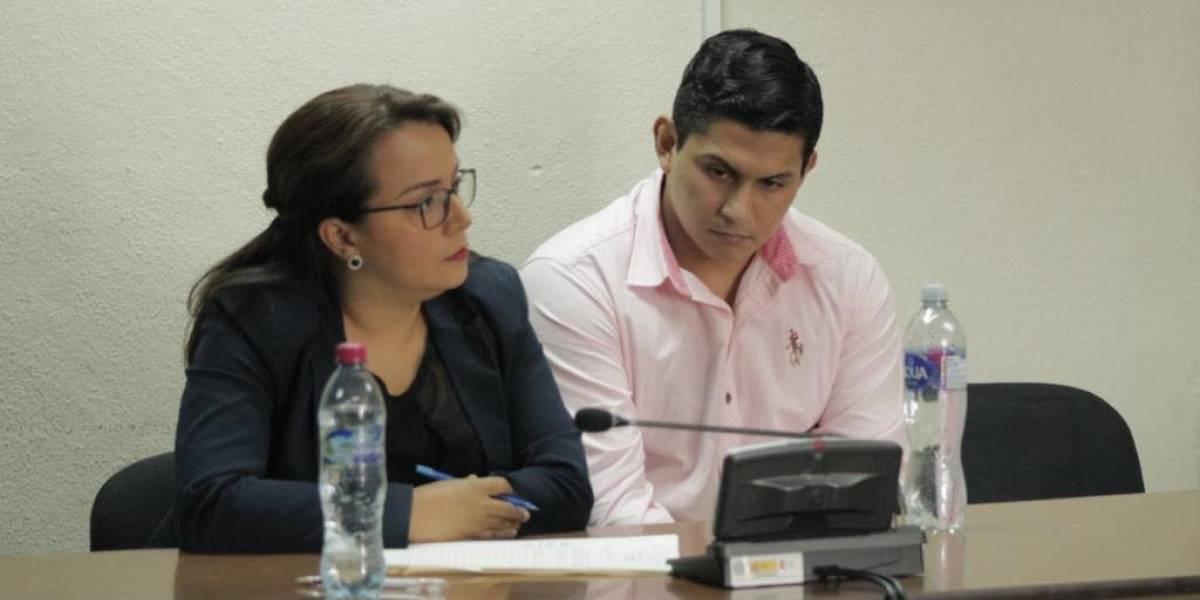 Jabes Meda es condenado a 26 años de cárcel por atropellar a estudiantes