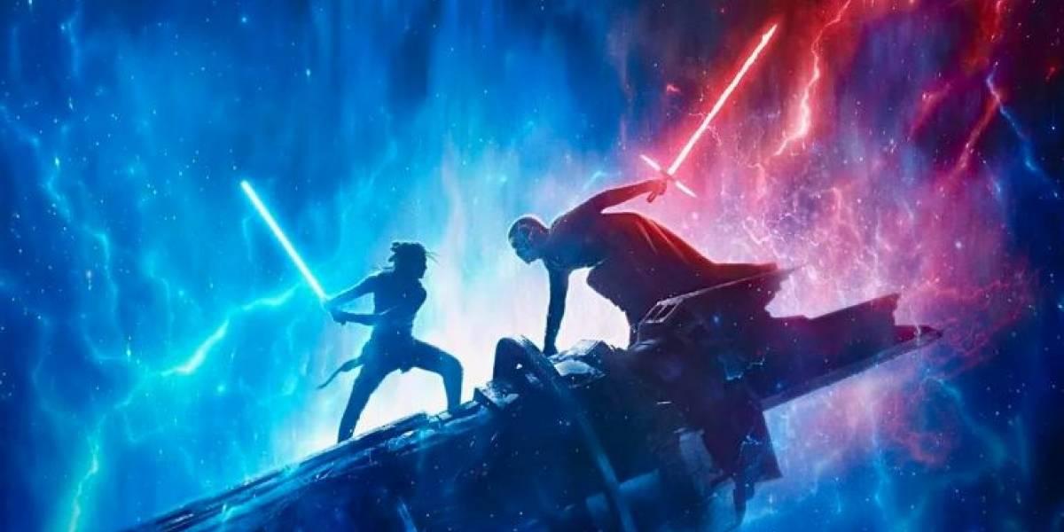 Disney cumple el sueño de un papá moribundo de ver la nueva película de Star Wars