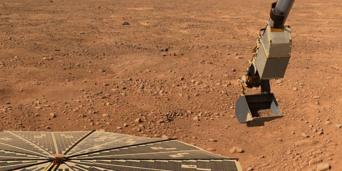 Tormentas de polvo en Marte explicarían cómo el planeta perdió su agua
