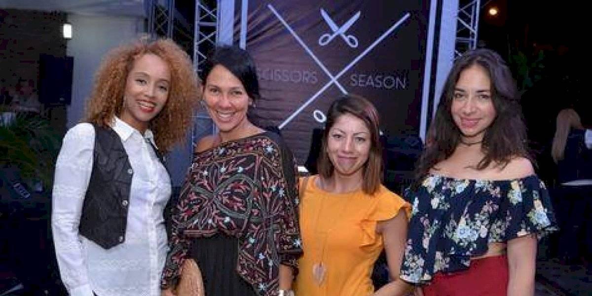 "#TeVimosEn: Tania Santamaría presenta nuevo estilo para fin de año ""Scissors Season"""