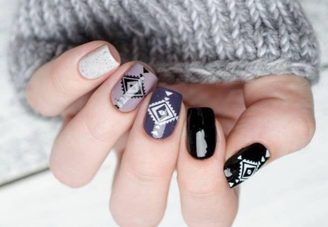 Uñas A La Moda Imágenes De Manicure Discreto Y Elegante