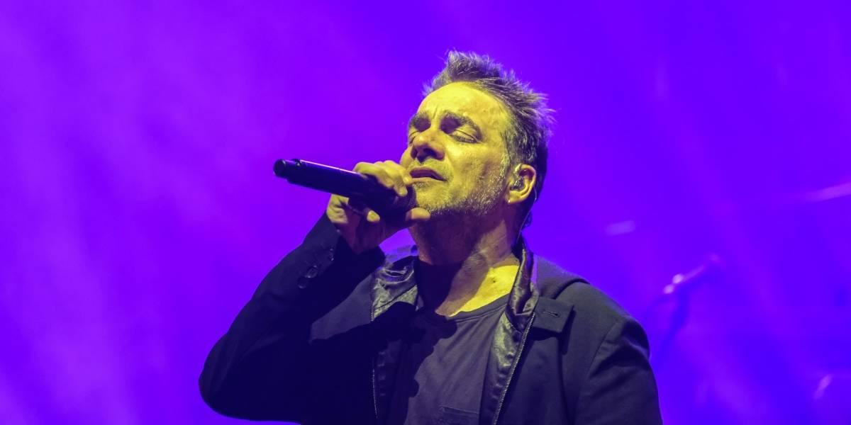Vicentico intima con sus fans en concierto en el Metropólitan
