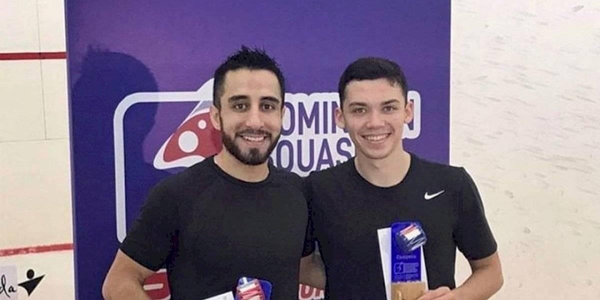 Finaliza el primer torneo mundial de squash en el país