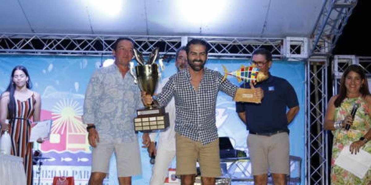 #TeVimosEn: Yamil Saba se corona como ganador de la Copa Rotativa del Atún de Palmar de Ocoa 2019