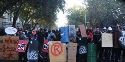 Manifestaciones Chilenas