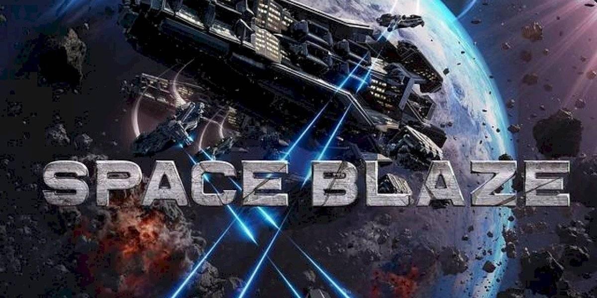 Game Space Blaze chega na próxima semana para PlayStation 4