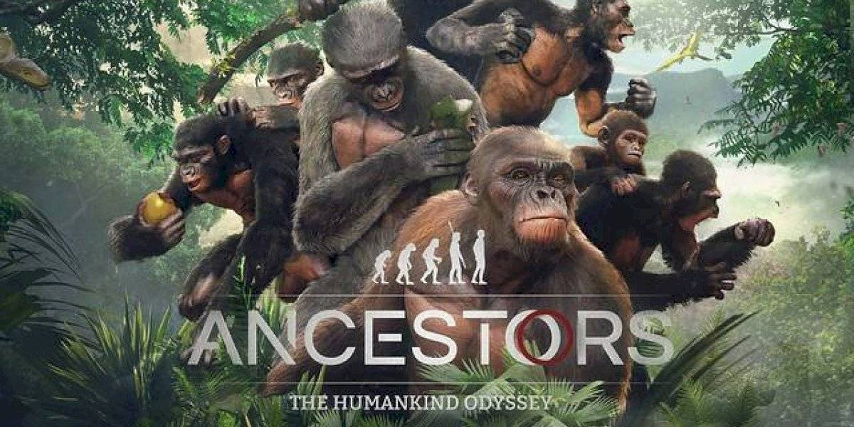 Game 'Ancestors: The Humankind Odyssey' chega nesta semana para PlayStation 4